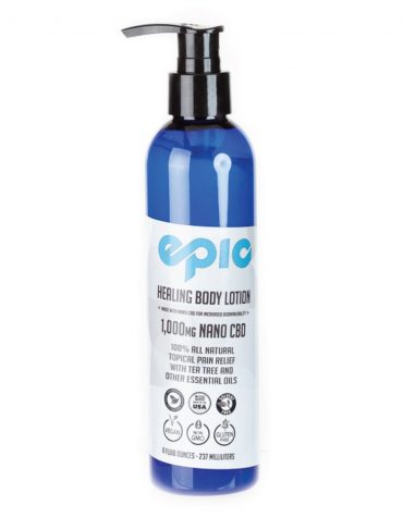 Epic CBD Body Lotion 1000MG